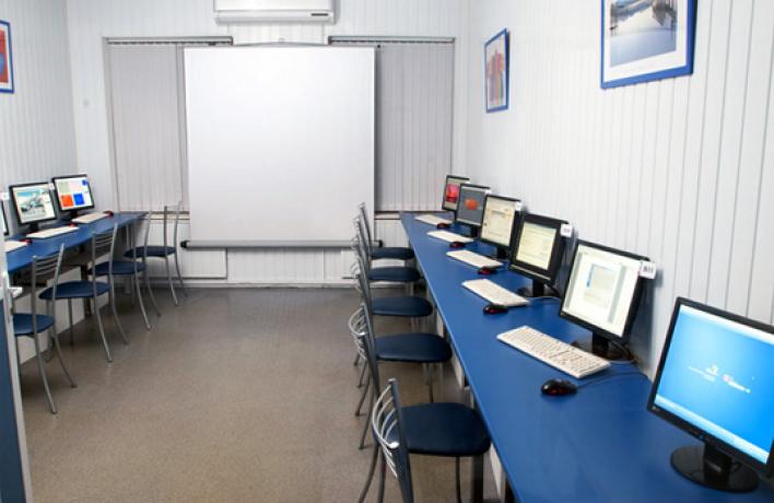 Учебный центр на Дубровке