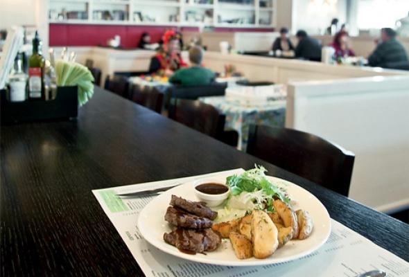 Обзор ресторанов запределами центра - Фото №6