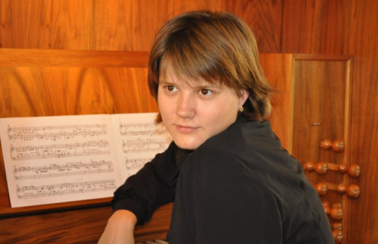 Органный концерт Анастасии Сидоркиной и Натальи Ужви