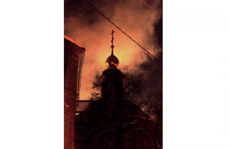 Москва — территория призраков