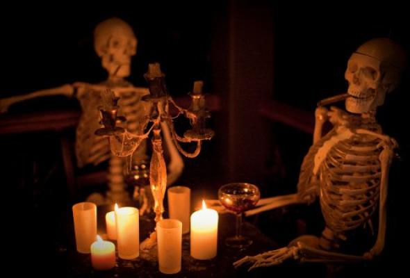 Хэллоуин по-русски - Фото №0