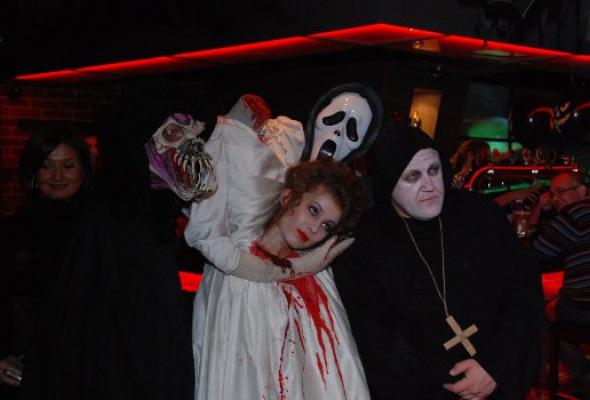 Хэллоуин по-русски - Фото №2
