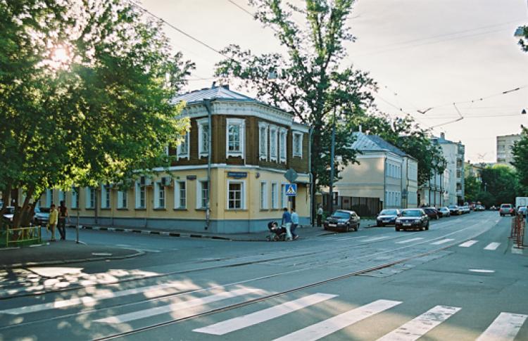 Замоскворечье от Новокузнецкой до Павелецкой