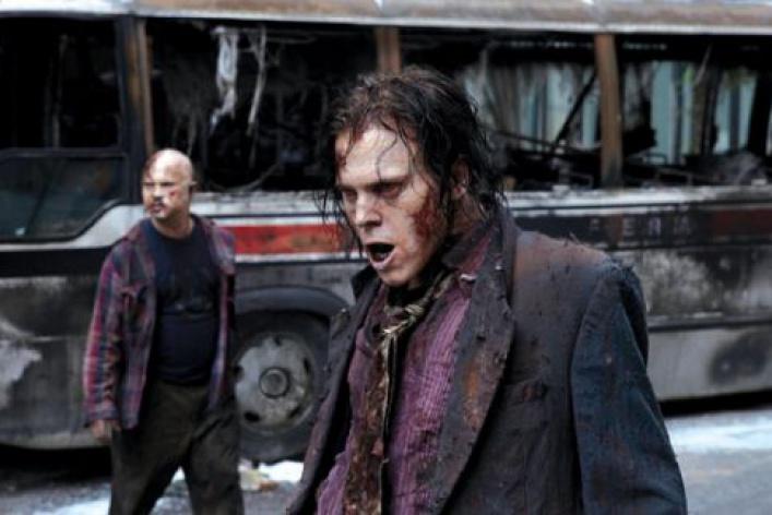 2-йсезон «Ходячих мертвецов» смотри наTimeOut.ru!