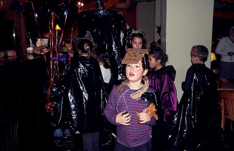 Хэллоуин на Винзаводе