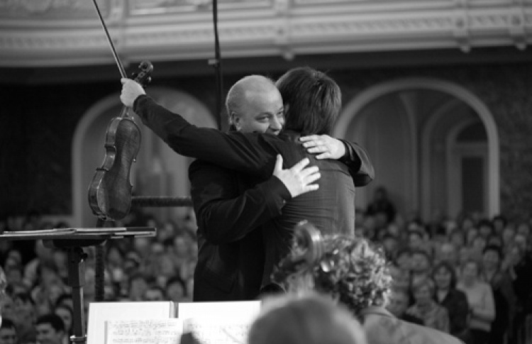 Юбилейный концерт симфонического оркестра Государственной академической капеллы Санкт-Петербурга