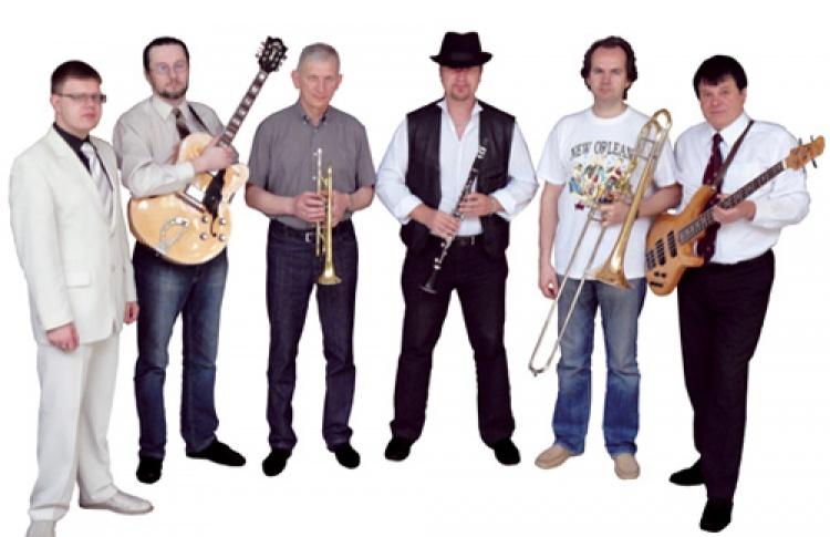 """Jazz Time Team с программой """"Забытые мелодии"""""""