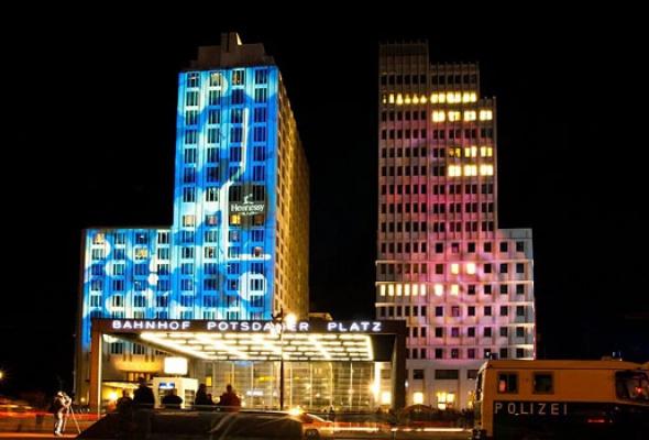 Грандиозный фестиваль света впервые вМоскве - Фото №1