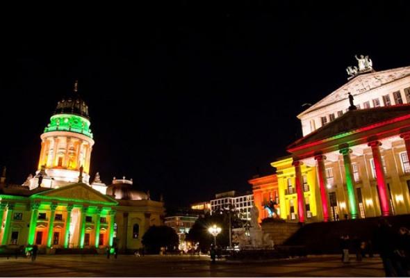 Грандиозный фестиваль света впервые вМоскве - Фото №4