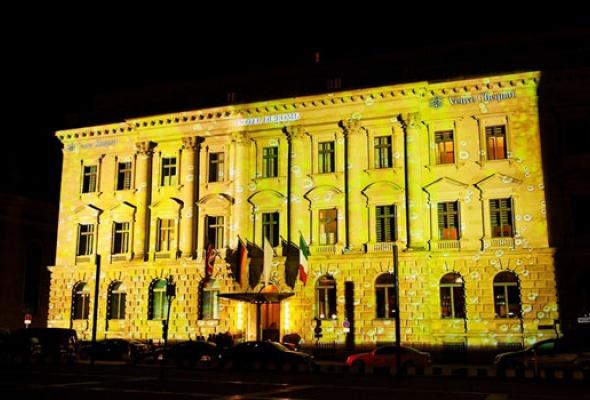 Грандиозный фестиваль света впервые вМоскве - Фото №6