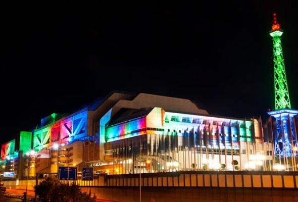 Грандиозный фестиваль света впервые вМоскве - Фото №10