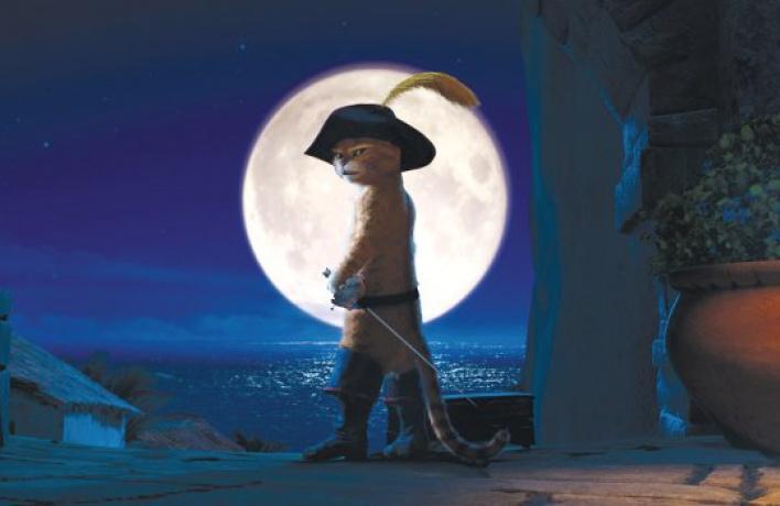 «Ночь анимации 2Х2» сКотом всапогах