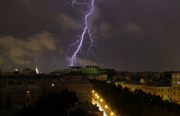 Московские призраки