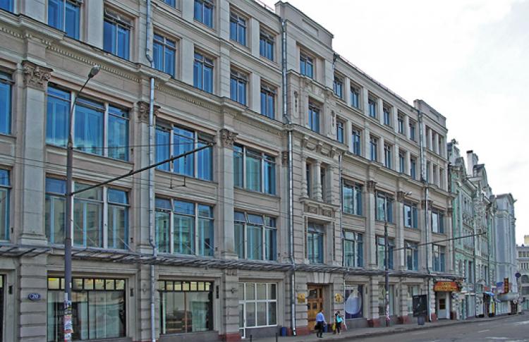 НИУ ВШЭ (Главное здание)