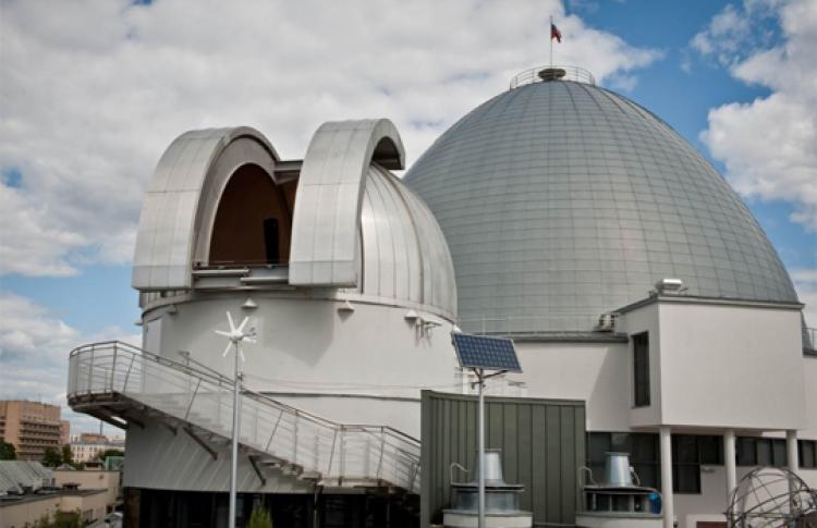 Экскурсия в Большую обсерваторию