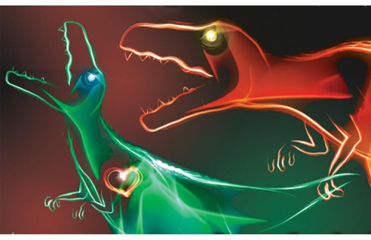 Приключения Динозавра Дарвина