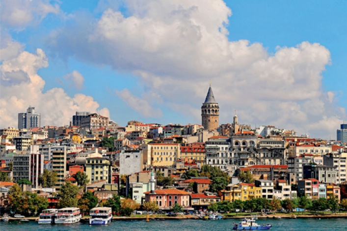 Три маршрута поСтамбулу
