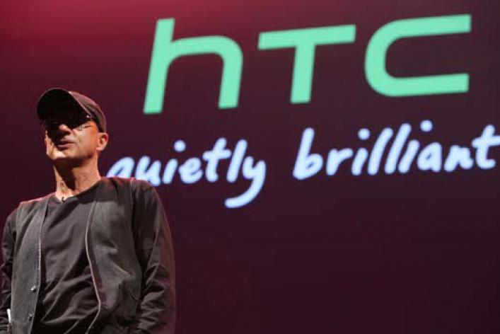 HTC презентовал новый смартфон