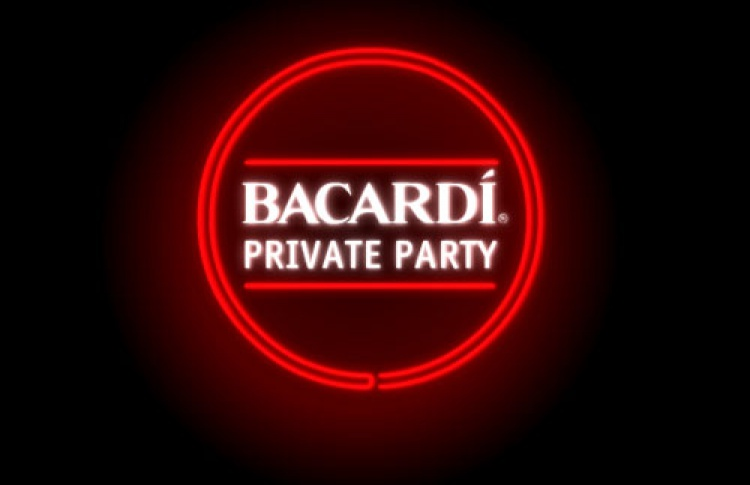 Bacardi Private Party