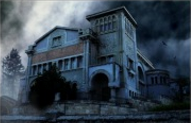 Хэллоуин 2011: Тайна проклятого особняка.