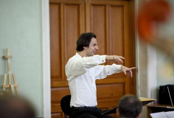 Симфонический оркестр Musica Aeterna, дирижер Теодор Курентзис - Фото №0