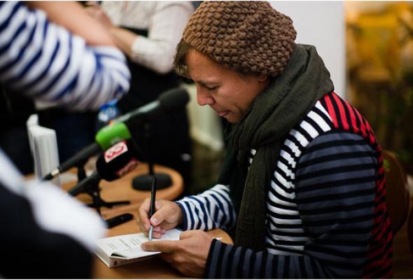 Илья Лагутенко презентовал свой фантастический роман - Фото №3