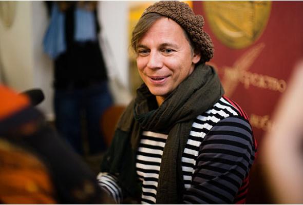 Илья Лагутенко презентовал свой фантастический роман - Фото №2