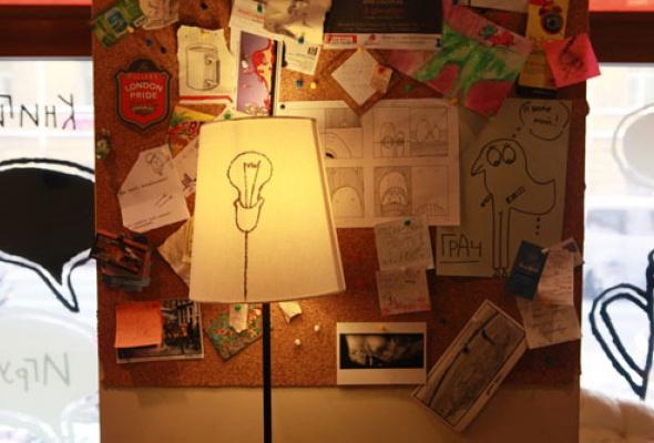 Лавка и кафе Студии Артемия Лебедева - Фото №2