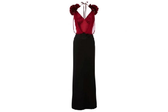 Где купить длинное платье наосень?