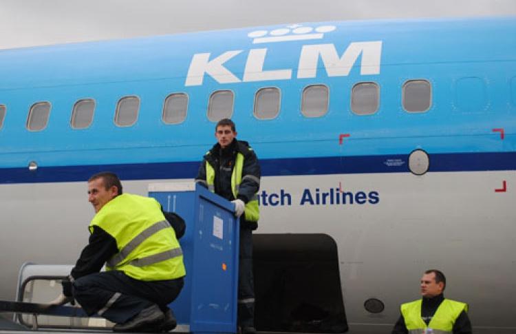 Авиакомпания КЛМ уже невпервый раз сотрудничает сГосударственным Эрмитажем