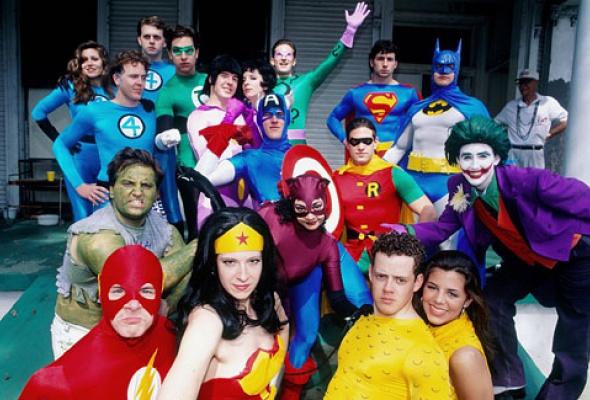 13лучших вечеринок наХеллоуин - Фото №5