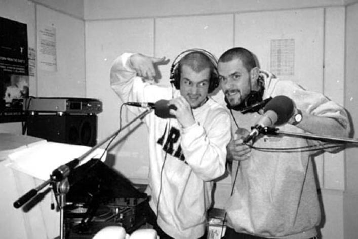 Эволюция российского хип-хопа 1984-2011