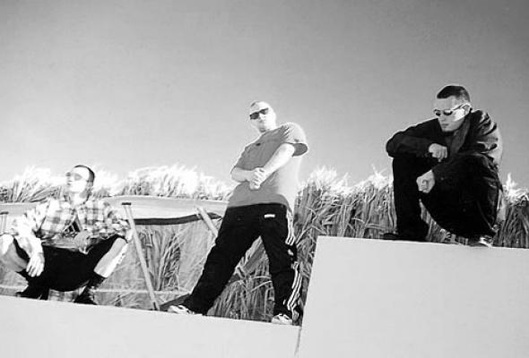 Эволюция российского хип-хопа 1984-2011 - Фото №6