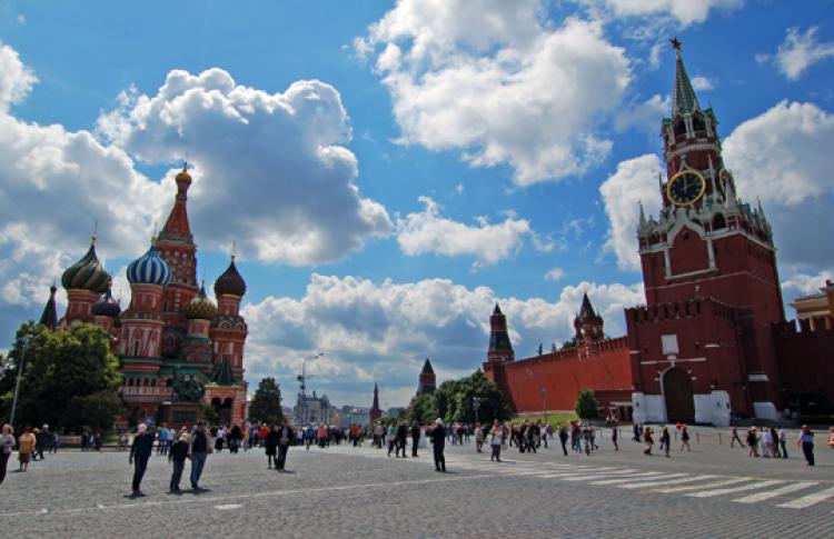 Москва центральная