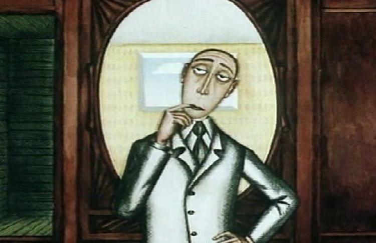"Программа ""Имена"": Андрей Хржановский. ""Жил-был Козявин"""