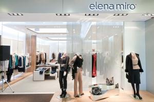 Бутик Elena Miro в«Европейском»
