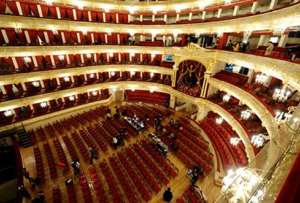 Большой театр открывает свою историческую сцену - Фото №1