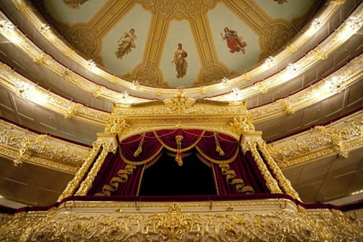 Большой театр открывает свою историческую сцену