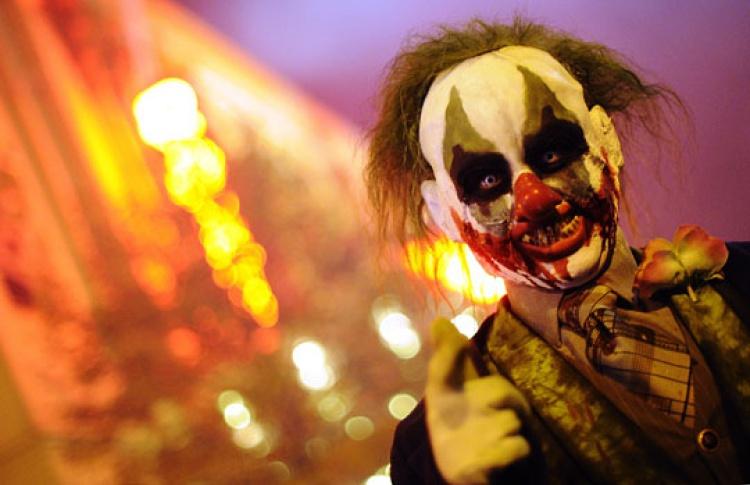 Time Out проводит конкурс налучший Halloween Look