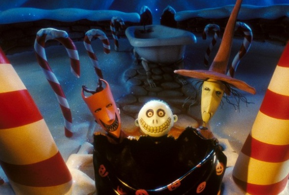 Кошмар перед рождеством - Фото №8