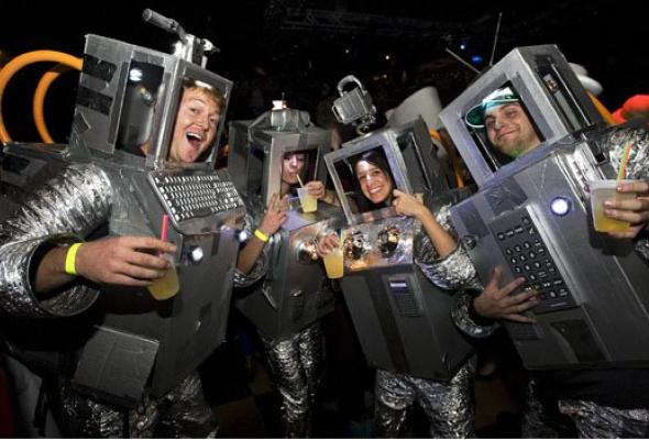 13лучших вечеринок наХеллоуин - Фото №0