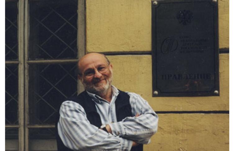 Александр Ешанов