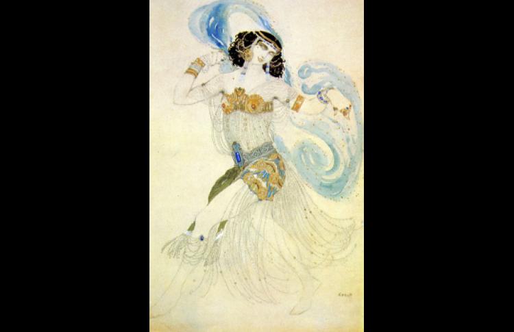 «Мирискусснический» период «Русских балетных сезонов» С.П.Дягилева