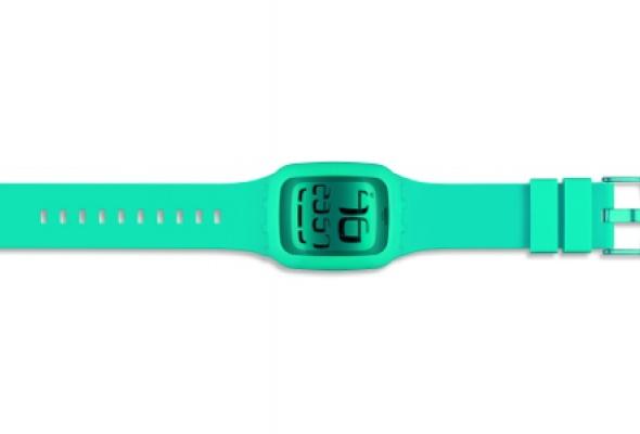 Swatch выпустили часы ссенсорным экраном - Фото №3