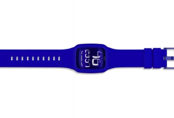 Swatch выпустили часы ссенсорным экраном - Фото №4