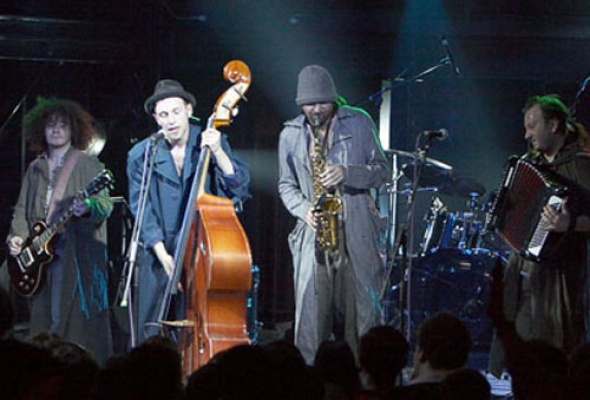 Billy's Band. Реанимационный концерт - Фото №1
