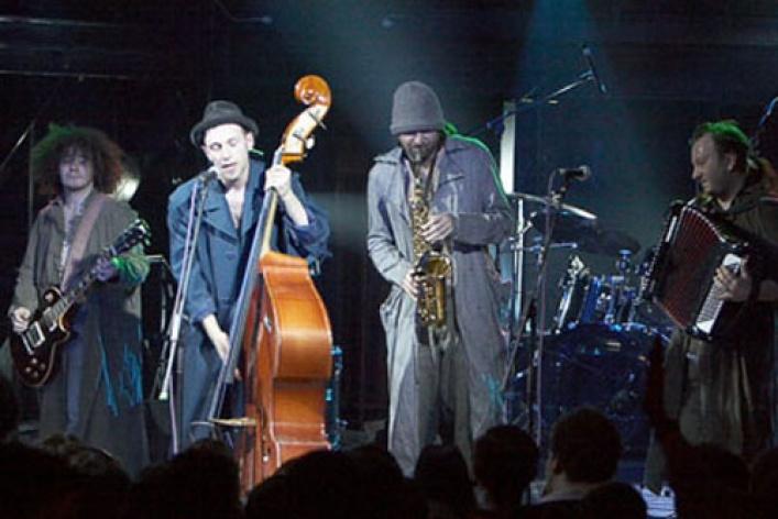 Billy's Band. Реанимационный концерт