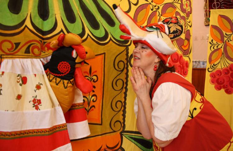 Театр для детей и молодёжи «Витражи» (Самара)