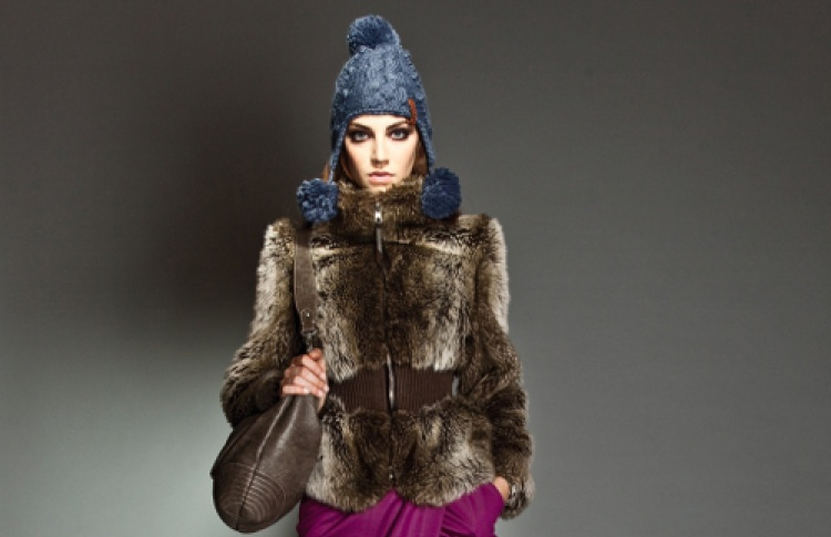 Miss Sixty сделали линию винтажных курток изискусственного меха