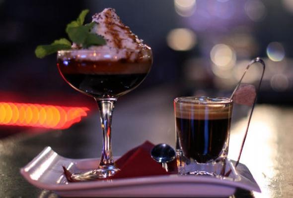 Десертные коктейли - Фото №0